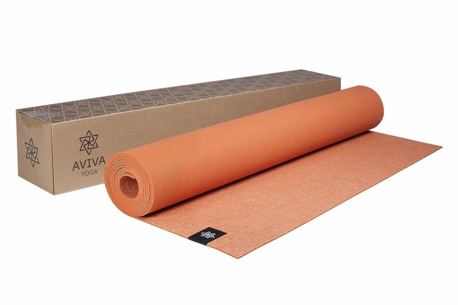 Yomad Pro 3mm Natural Rubber Travel Yoga Mat by AVIVA YOGA ...